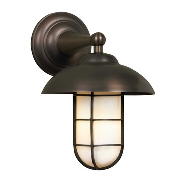 Admiral Classic Wall Sconce by Tech Lighting | 600admcwwz