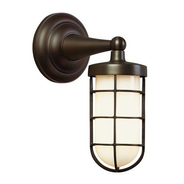 Admiral Simple Wall Sconce by Tech Lighting | 600ADMSWWZ