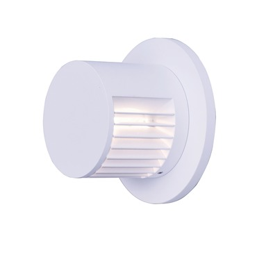 Alumilux LED Round Outdoor Wall Light