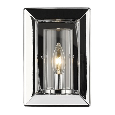 Smyth Chrome Wall Light