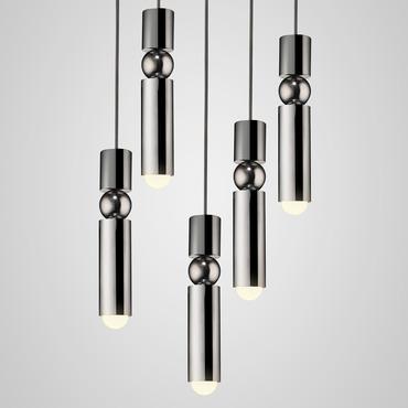 Modern lighting contemporary lighting by lee broom fulcrum chandelier aloadofball Choice Image