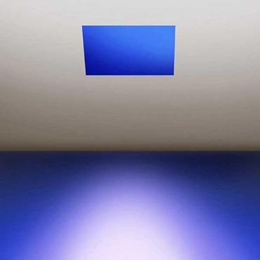 Aurora 3.3IN SQ Edge Color Trimless Downlight / Housing