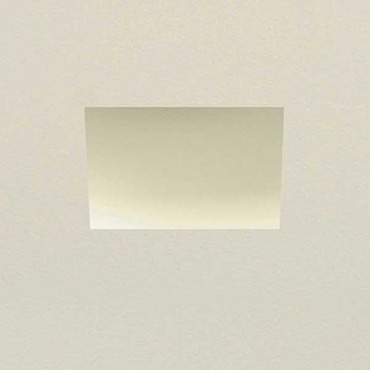 Aurora Halogen Square Edge 3.3 Inch Invisible Trim/Housing by PureEdge Lighting | ah2-ase3