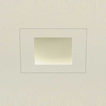 Aurora Halogen Square Edge 2 Inch Flangeless Trim/Housing by Pure Lighting | AH1-ASE-SE2W