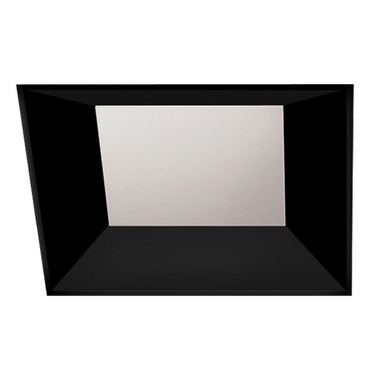 Aurora Halogen Square Beveled 2 Inch Flangeless Trim/Housing by Pure Lighting | AH1-ASB-SB2SB