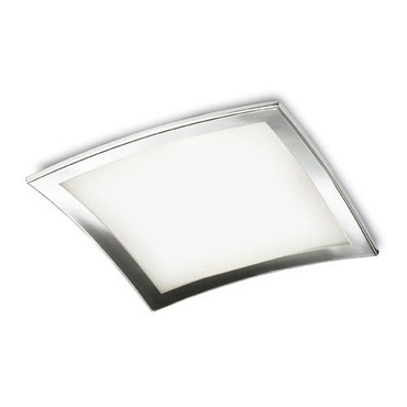 Basic  Square Ceiling Flush Mount