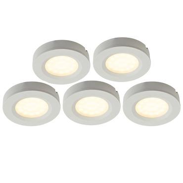RDP18 2-In-1 Puck Light 5-Light Kit