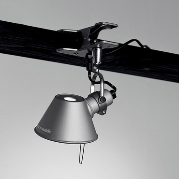 Tolomeo Clip Light with Logo