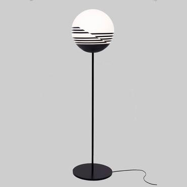 Optical Floor Lamp