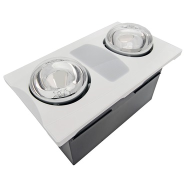 Bathroom exhaust fan light fixtures bathroom heat light a515a quiet fan with heater and light aloadofball Choice Image