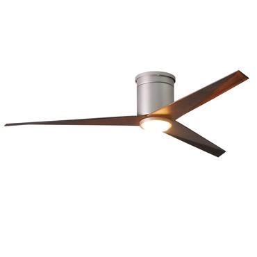 Eliza Hugger Ceiling Fan with Light