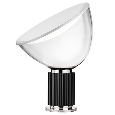 Taccia table lamp by flos lighting f6602030 taccia small table lamp with dimmer aloadofball Images