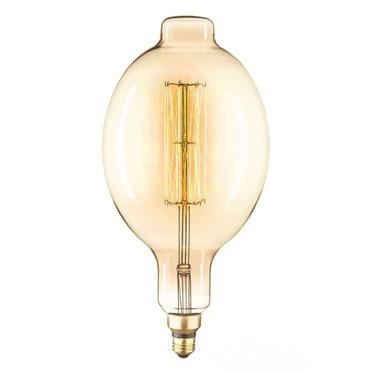 BT180F2 Vintage Oversize Filament Med Base 60W 120V