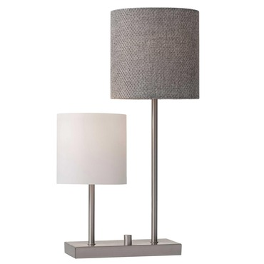 Ambient And Shade Table Lamps Contemporary Table Shade Lamps