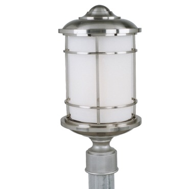 Lighthouse Warm Dim Outdoor Post Mount
