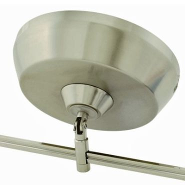 Monorail 600W 24V Sloped Ceiling Surface Mount Transformer by PureEdge Lighting | MT-600-24-SL12-SN