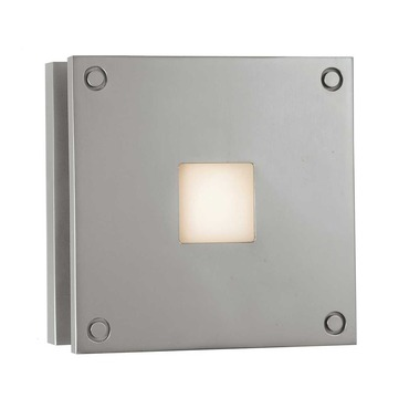 4X4 Wall/Ceiling Mount by PureEdge Lighting | 4X4-H1-SA