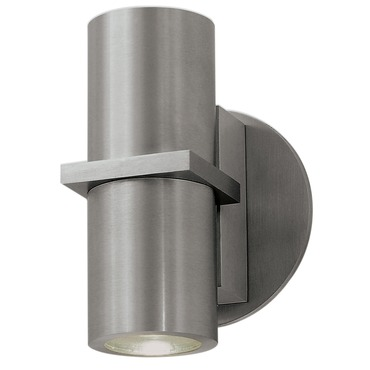 Alpine Outdoor Wall Sconce by Edge Lighting | alp-w-rd-h1-sa