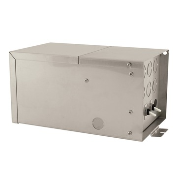 Remote 2X300W 12V Plug-In Magnetic Transformer by PureEdge Lighting | T-2X300-12-P