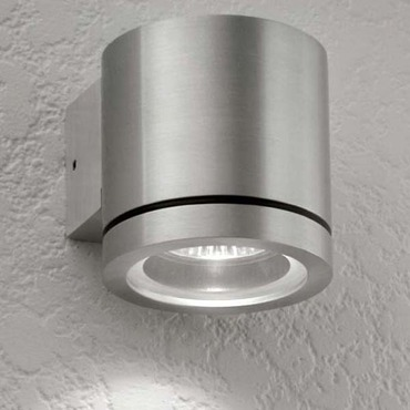 Outdoor wall lighting by lumenart alume awl18 mini wall light mozeypictures Gallery