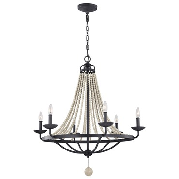 Nori 6 Light Chandelier