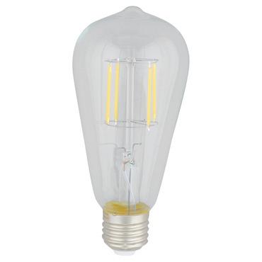 ST64 Edison Filament Med Base 4W 120V 2700K 80CRI UL