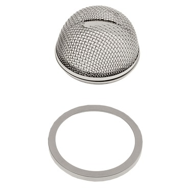 S7 Round Mesh Shade Accessory by Edge Lighting | s7-pn