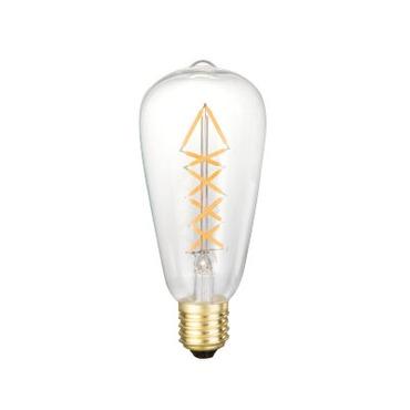 ST64 Edison Weave Filament Med Base 5W 120V 2700K 82CRI