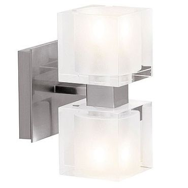 Astor Crystal Vanity Wall Sconce