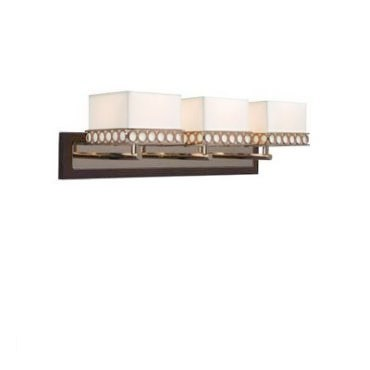 Astoria 3 Arm Square Wall Sconce
