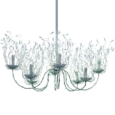 Candles And Spirits Oval Chandelier by Brand Van Egmond | CASHO70NHU