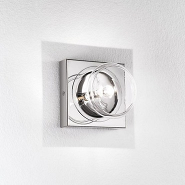 Capriccio Wall Sconce by Lightology Collection   lc-168101.35