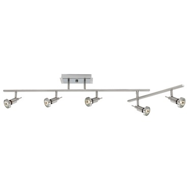 Viper Spotlight Semi Flush Ceiling Light