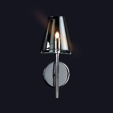 Chic 1 Light Wall Sconce