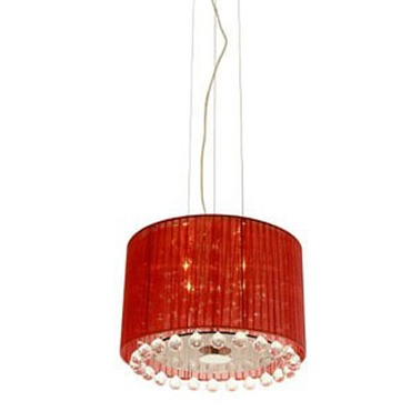 Crystal Shadow Suspension by Lightology Collection | crystalshadow-s-rd-cl-ch