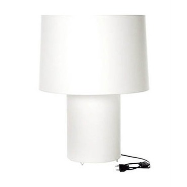 Double Round Table Lamp
