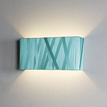 Dress Rectangular Wall Sconce by Fambuena | FB-9025-05