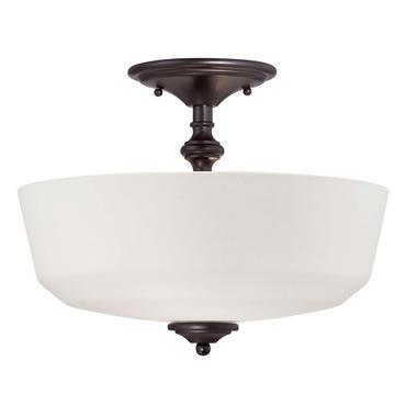 Melrose Ceiling Semi Flush Light