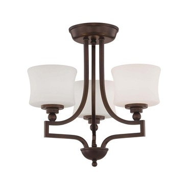 Terrell Ceiling Semi Flush Light