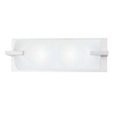 Edge 2 Light Bath Bar by Sonneman A Way Of Light | 3793.01