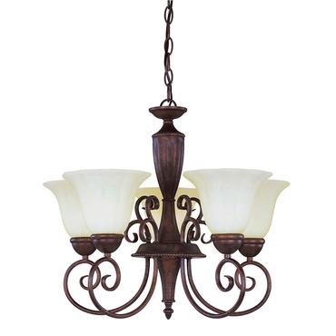 Liberty Up Chandelier