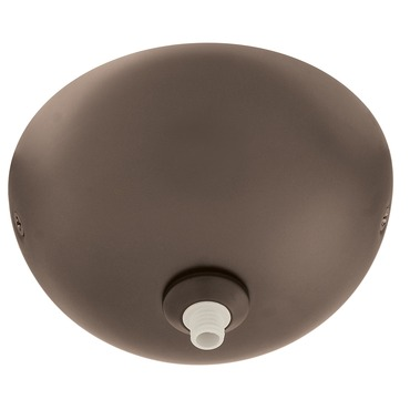 Fast Jack 4 Inch Surface Mount Dome Canopy by PureEdge Lighting | FJP-4SF-BZ