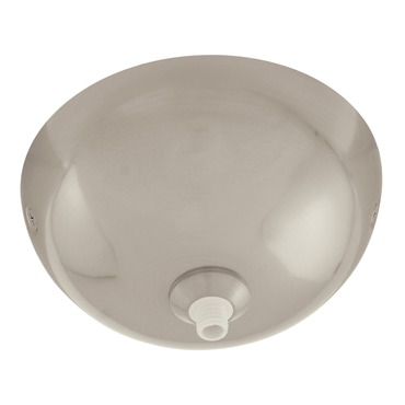 Fast Jack 4 Inch Surface Mount Dome Canopy by Edge Lighting | fjp-4sf-sn