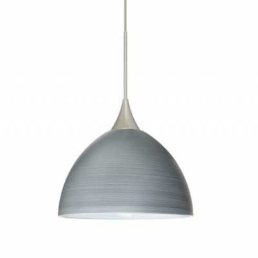 XP Brella Pendant by Besa Lighting | XP-4679TN-SN