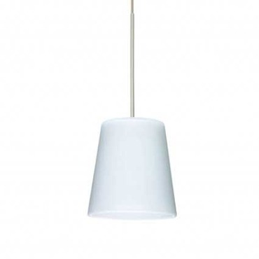XP Canto 5 Pendant by Besa Lighting | XP-513107-BR