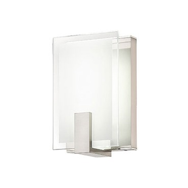Vanity Lighting Vertical : Meridien Vertical Bathroom Vanity Light by dweLED by WAC Lighting WS-57609-BN