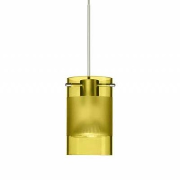 XP Scope Pendant by Besa Lighting | xp-6524el-sn