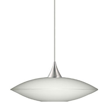 XP Spazio Pendant by Besa Lighting | XP-629406-SN
