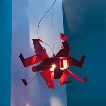 Glow Square Suspension by Pallucco Italia | PAL-GLO.015-017663