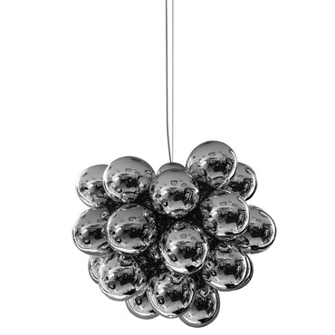 Graciano Suspension by PureEdge Lighting | GRACIANO-S-CH-CH